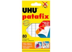 UHU Klebepads patafix, Inhalt: 80 Stück
