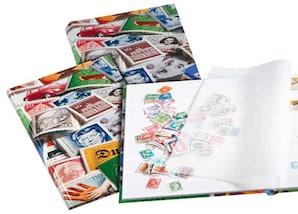 """pro collect  Einsteckbuch """"Briefmarken"""", 32 Seiten"""
