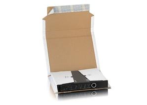 Bong Ordnerverpackung für 1 Ordner, Format: A4, 20 Stück
