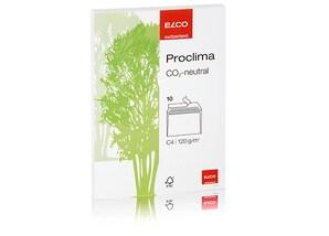 Elco Briefumschläge Proclima, Format: DIN C4, ohne Fenster, 10 Stück