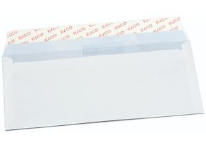Elco Briefumschläge Premium, Format: DIN C5/6, ohne Fenster, 500 Stück