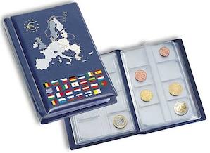 Taschenalbum für 96 Münzen