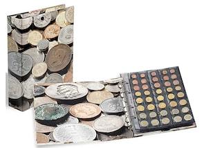Münzenalbum Optima, Coins