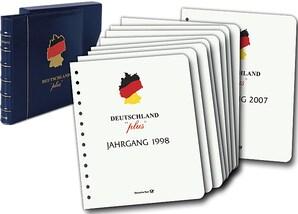 Deutschland Plus, Deckblätter, 1998-2007