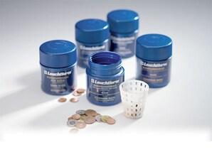 Münz-Reinigungsbad für Goldmünzen