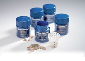 Münz-Reinigungsbad für alle Münzen