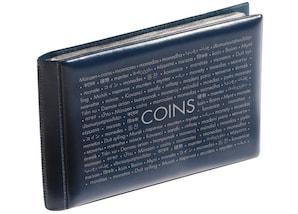 """Pocket-Münzalbum """"Coins"""""""