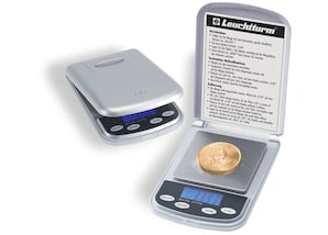 Digitale Münzwaage, 0,01-50 g