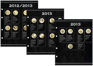 2-Euro Gedenkmünzen Nachtrag, 2013