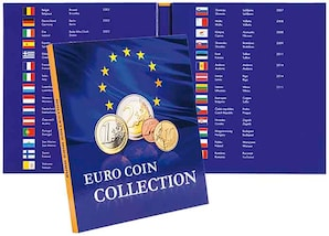 "Münzenalbum PRESSO, ""Euro Coin Collection"""