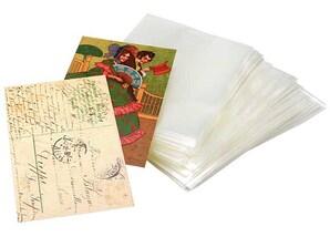 Postkarten-Hüllen, 100er Pack, 95 x 144 mm