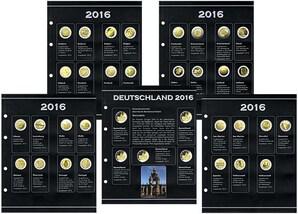 2-Euro Gedenkmünzen Nachtrag, 2016