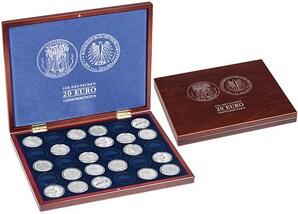 Münzenkassette für 20-Euro-Gedenkmünzen