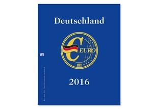 """Premium-Münzenalbum,""""Deutschland"""""""