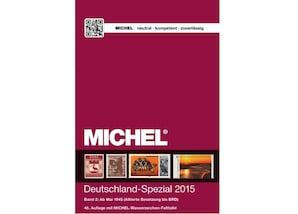 """MICHEL-Katalog """"Deutschland-Spezial 2015"""", Band 2"""