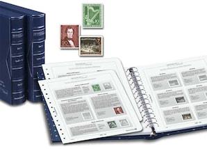 """Deutschland klassik, Vordruckalben,""""Berlin"""", 1948-1971"""