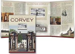 """Erinnerungsblatt """"Weltkulturerbe der UNESCO - Kloster Corvey"""""""