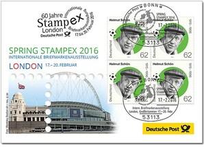 """Messebeleg """"Spring Stampex"""" 2016"""