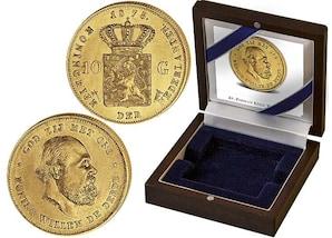 Niederlande, König Wilhelm III.