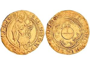 """Rheingold-Gulden """"Frankfurt"""""""