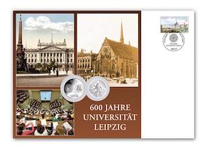 """Numisbrief: """"Universitäten in Deutschland"""""""