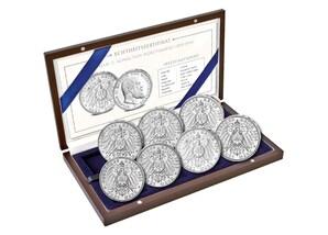 3-Mark-Silbersatz Wilhelm II. - Königreich Württemberg