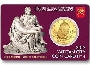 Coincard Vatikan 2013 (4)