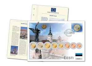 """Euro-Numisbrief: """"Estland"""""""