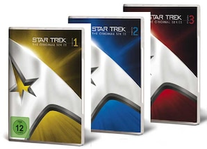 "DVDs ""Star Trek"", Staffel 1-3 im Set"
