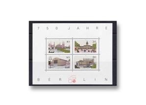 Berlin, Briefmarken-Jahrgang 1987
