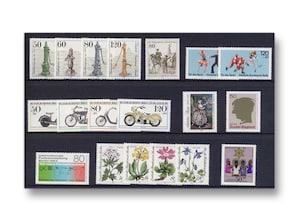 Berlin, Briefmarken-Jahrgang 1983