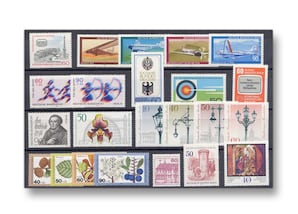 Berlin, Briefmarken-Jahrgang 1979