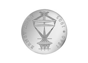"""DDR Münze: 20 Mark """"75. Todestag Ernst Abbe"""", 1980 (Vorzüglich/Stempelglanz)"""