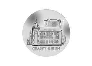 """DDR Münze: 10 Mark """"200 jähriges Bestehen der Charité Berlin"""", 1986 (Vorzüglich/Stempelglanz)"""