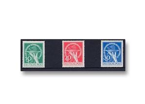 Berlin, Briefmarken-Jahrgang 1949 (068-070)