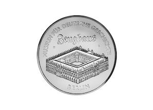 """DDR Münze: 5 Mark """"Zeughaus in Berlin"""", 1990 (Vorzüglich/Stempelglanz)"""