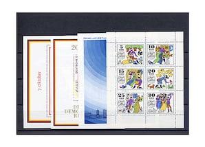 DDR, Briefmarken-Jahrgang 1969