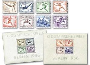 """""""Olympische Spiele Berlin 1936"""", Set"""