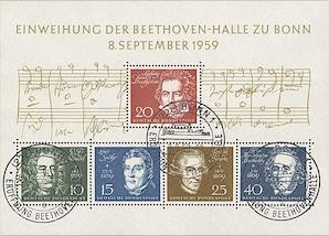 "Block 2 ""Einweihung Beethoven-Halle Bonn"""