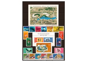 Olympiamarken 1968 - 1988