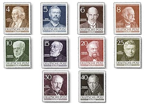 Männer aus der Geschichte Berlins