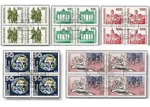 """DDR/Deutsche Post, Komplett-Sammlung """"Von der Währungsunion zur Deutschen Einheit"""""""