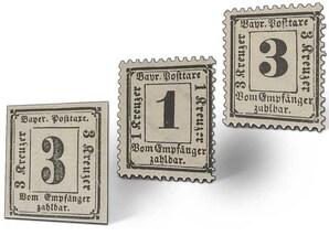 """Altdeutschland, Königreich Bayern """"Die Portomarken der Kreuzerzeit"""""""