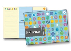 "Haftmarker ""Happy Dots"""