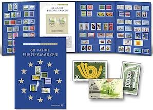 """Markengalerie """"60 Jahre Europamarken"""""""