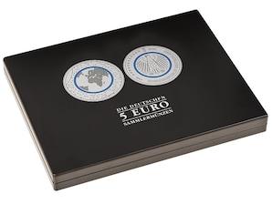 Münzkassette 5-Euro-Sammlermünzen