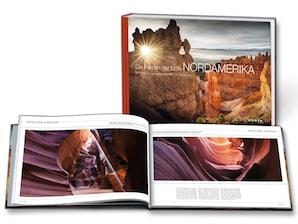 """Bildband """"Die Farben der Erde - Nordamerika"""""""